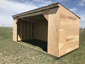 Shelters, sheds, chicken coops and more
