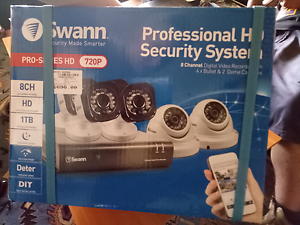Swann Professional HD Security System Noble Park Greater Dandenong Preview