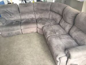 5 seater lounge with 2 recliners Ryde Ryde Area Preview