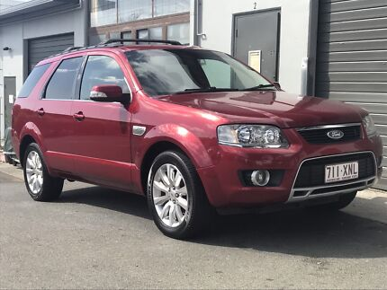 DRIVE AWAY from only $66/wk *** FORD TERRITORY GHIA 7 SEAT AWD***