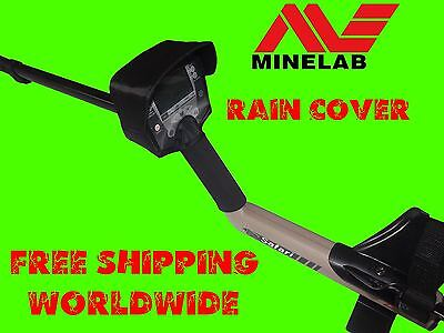 Rain Dust Cover Minelab Explorer, Quattro, Safari metal detector with Sun Visor