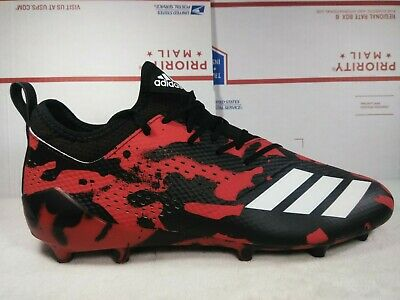 competitive price ba304 3a15d Adidas Men s Adizero 5-Star 7.0 Football Cleats Size 13 DB0622