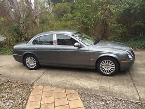 2004 Jaguar S Type Sedan Aranda Belconnen Area Preview