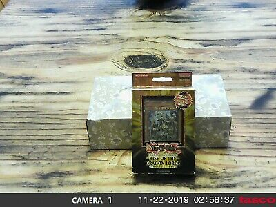 Yugioh Rise of the Dragon Lords Structure Deck English Sealed Dragon Lords Structure Deck