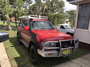 1994 TOYOTA LANDCRUISER GXL 1HZ SAFARI TURBO DIESEL 8 SEATER Yagoona Bankstown Area Preview