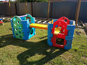 2x Kids Play Gym Cubby Houses Beachmere Caboolture Area Preview