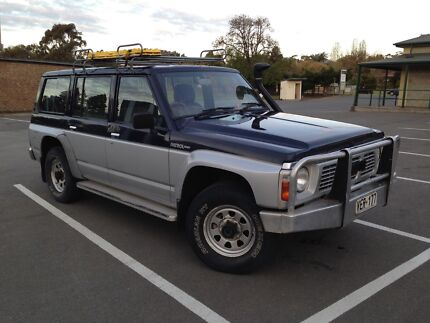 Nissan patrol !!  Gumeracha Adelaide Hills Preview