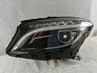 MERCEDES GLA 156 W156 BI XENON A1569061700 LEFT SCHEINWERFER LINKS HEADLIGHT
