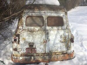 1955 Chevy Short Wheele Bade