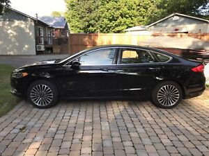 Ford fusion 2017  awd