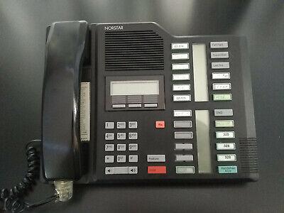 Black M7324 Nortel Norstar Meridian M7324 Homeoffice Phone Vintage