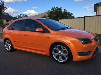 2007 Ford Focus XR5 Turbo + Rego + RWC