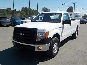 2012 Ford F-150 XL Regular Cab Long Box 4WD