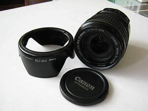 Canon EF-S 17-85mm  f 4-5.6 IS lens in Excellent condition Greenwich Lane Cove Area Preview