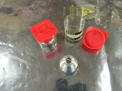 Metco 3k3-ch Plasma Flame Spray Nozzle Tip Aluminum Lot Of 2 Nnb