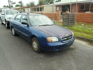 1999 Suzuki Baleno GLX Manual Wagon Westcourt Cairns City Preview