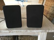 Cord White Speakers - USB or iPad/iPhone/iPod Dock Umina Beach Gosford Area Preview
