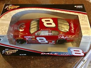 WINNERS CIRCLE DALE EARNHARDT JR 1:18 SCALE DIECAST CAR