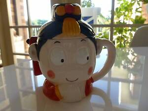 Japanese doll shaped mug / cup with cover gift / present Wollstonecraft North Sydney Area Preview