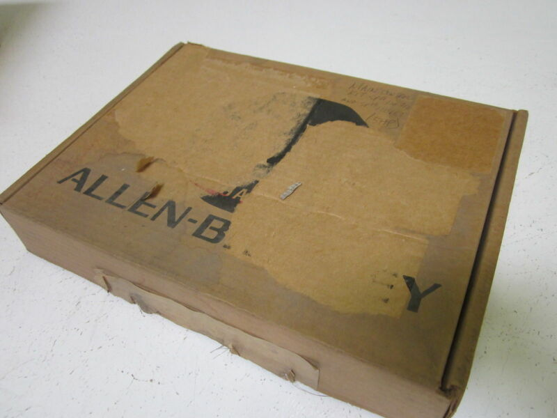 ALLEN BRADLEY 120774 KEYPAD DISPLAY ASSEMBLY PANEL *NEW IN BOX*