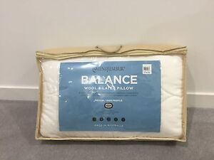 Brand new Minijumbuk wool& latex pillow Linley Point Lane Cove Area Preview