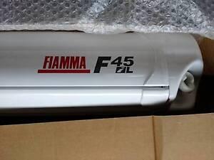Caravan or Motorhome Awning, Fiamma F45iL, 5 meters, Ocean Blue Rupanyup Yarriambiack Area Preview