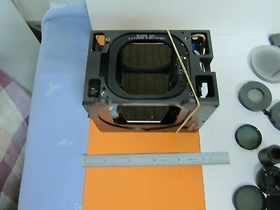 Optical Mil Spec Galvo Mirror Laser Optics As Is Bink5-01