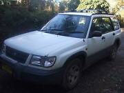 1998 Subaru Forester Wagon Coffs Harbour Coffs Harbour City Preview