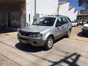 Great Condition - 2005 Ford Territory Wagon Lidcombe Auburn Area Preview