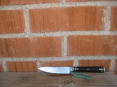 "Vintage 4"" Blade *** HIBBARD SPENCER BARTLETT *** Large Carbon Paring Knife USA"