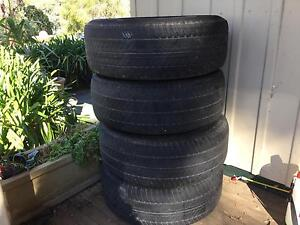 Holden Commodore.  VE wheels and tyres tires Mount Barker Mount Barker Area Preview
