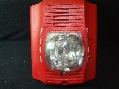System Sensor Chsr Horn Strobe Fire Alarm Free Shipping