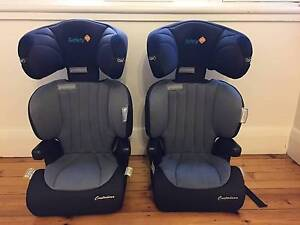Safety 1st Custodian Air Protect Booster Seat - 2 available Colonel Light Gardens Mitcham Area Preview