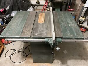 """Contractor table saw 10"""""""