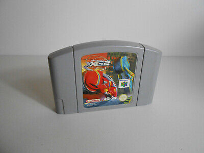 Extreme-G XG2 für Nintendo 64 / N64 #1
