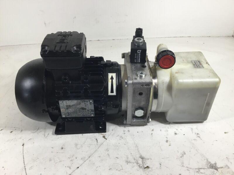 Butcher Hydraulics Hydraulic Pump With WEG Motor