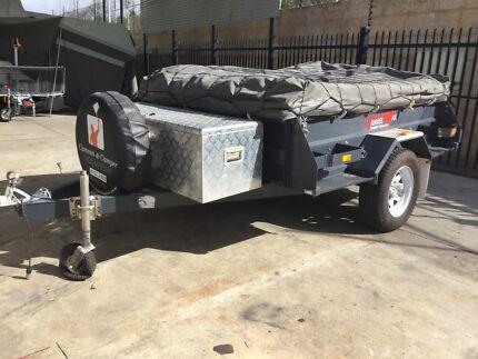 We buy used camper trailers Bellevue Swan Area Preview