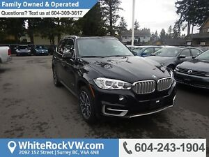2017 BMW X5 xDrive35i Steering Wheel Memory, Emergency Commun...