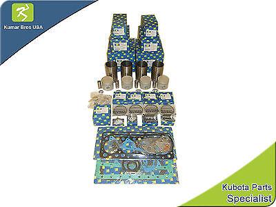 New Aftermarket Bobcat 743 Overhaul Kit .5 Kubota V1702