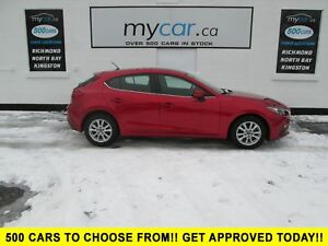 2015 Mazda Mazda3 GS HEATED SEATS, BACKUP CAM, BLUETOOTH, LOW...