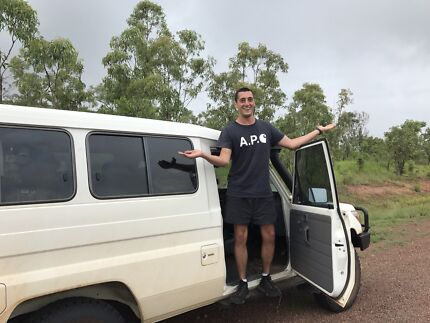 Wanted: Ride wanted, Darwin to Adelaide or Melbourne