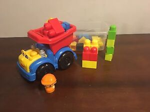 Mega Blocks DumpTruck