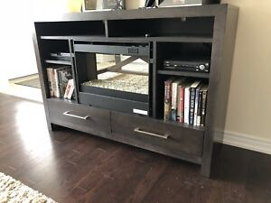 Dimplex Fireplace TV Console with Delivery
