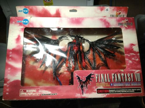 Final Fantasy VIII Guardian Force Diabolus ARTFX Figure