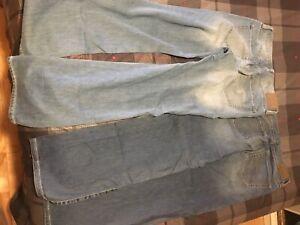 Denver Hayes men's jeans
