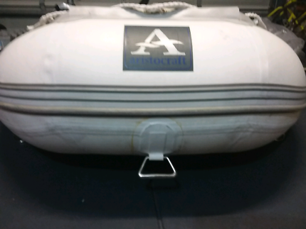 Inflatable Boat 2.7m Aristocraft As New!