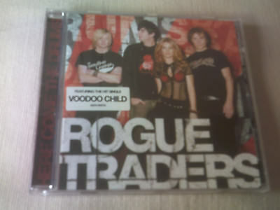 THE ROGUE TRADERS - HERE COME THE DRUMS - CD
