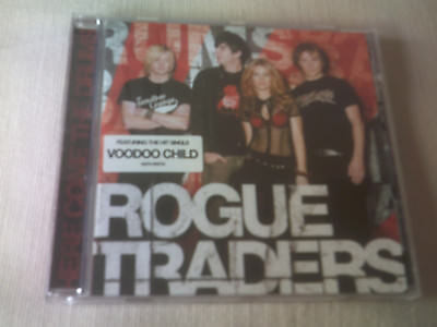 THE ROGUE TRADERS - HERE COME THE DRUMS - CD (Here Come The Drums Here Come The Drums)