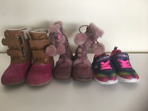 Toddler Girl Shoes size 5-6