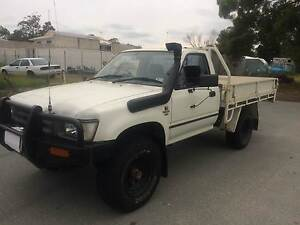 1992 Toyota Hilux Ute Bongaree Caboolture Area Preview